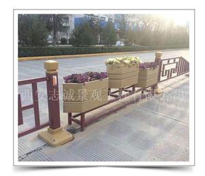 內蒙古花箱護欄