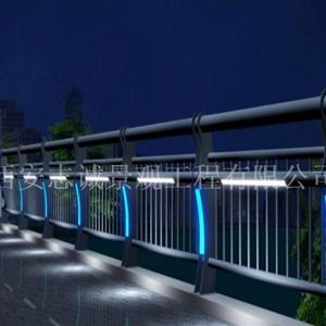 拉萨灯光护栏