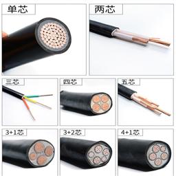 矿用电缆MKVV32-直销厂家