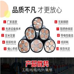 KYJVRP屏蔽控制软电缆 制造厂家 型号