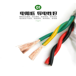 MHYVRP系列矿用屏蔽信号监测电缆 规格 厂家