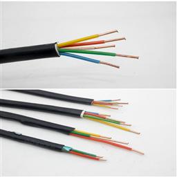 厂家生产 MHYVR矿用软芯信号电缆 各种型号
