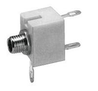 PJ-201M 插件耳机插座