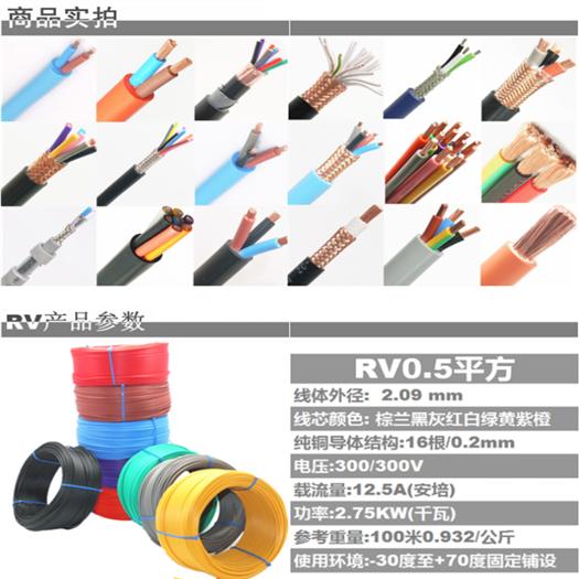 屏蔽对绞线RVVPS 屏蔽双绞线 屏蔽效果