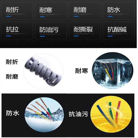 DJYP2VR铜带分屏蔽软计算机电缆 全规格厂家
