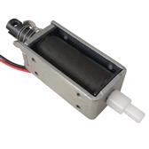 推式电磁铁HIO-0946S-24D70 框架尺寸:23*19*46mm