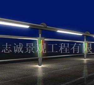 河南灯光护栏