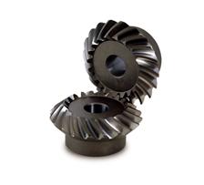 高強度磨齒螺旋傘齒輪MMSG系列