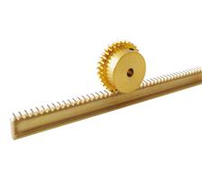 黄铜齿条系列