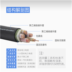 ZRC-YJVP屏蔽电力电缆厂家新价格