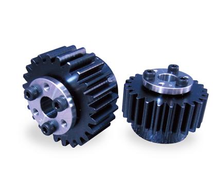 圆柱齿轮-带法兰型连接减速机