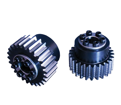 直装减速机磨齿齿轮