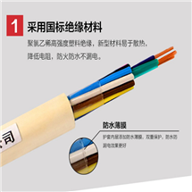 ZR-DJYPVPR_阻燃计算机屏蔽电缆