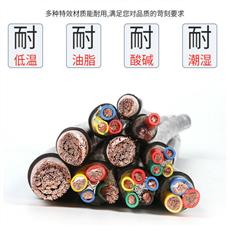 MHYVP矿用通信电缆MHYVP1*4*(7/0.37)