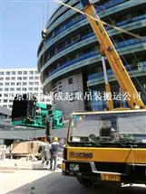豐臺科技園80T吊車出租,臂長76米