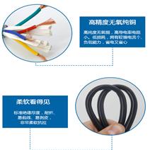 KVVP2 铜带屏蔽控制电缆4X