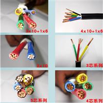 软芯矿用通信电缆MHYVR 1×...