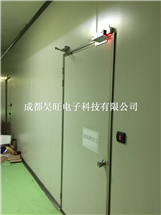 四川成都医院双门互锁门禁系统上门安装公司