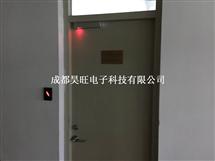 四川成都食品厂车间门禁系统项目安装