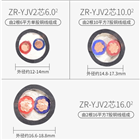 生产优质信号电缆 DJYP2V 2.5mm