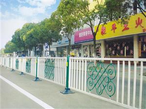 湖南文化護欄