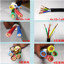 矿用通信电缆-50对(MHYAV...
