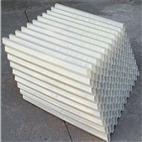 工业有机废水生化处理用蜂窝斜管填料厂家