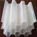 造纸厂废水处理过滤蜂窝斜管填料厂家