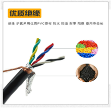HYAT22填充式铠装市内通信电缆