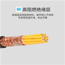 矿用阻燃控制电缆 MKVV32