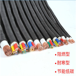 煤矿用控制电缆|MKVVP