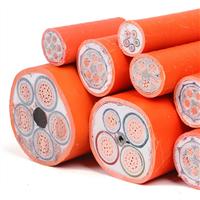 YCWB电缆规格-扁橡胶电缆