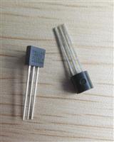 MAX 美信 溫度傳感器 DS18B20+ TO-92