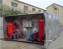泵箱一体供水设备