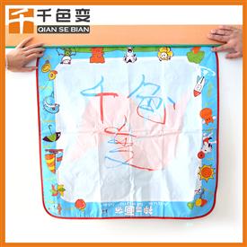 滴水消失油墨兒童畫布專用遇水變透明油墨