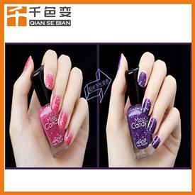 指甲油光變粉 有色變有色粉 陽光紫外線變色粉