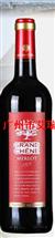 大橡树梅洛红葡萄酒