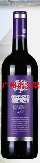 大橡树赤霞珠红葡萄酒