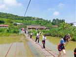 东莞公司活动好地方-万荔生态园趣味团建一日游方案