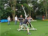 罗马炮架-增强团队合作能力的公司团建项目