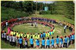 动力圈 -培养团队默契合作的公司团建项目