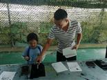 活字印刷-班级亲子游活动游玩项目