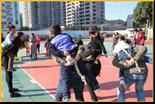 揪尾巴-适合班级亲子游活动的游玩项目