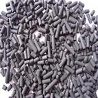 污水处理柱状活性炭