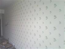珠海香洲装修液体壁纸施工...
