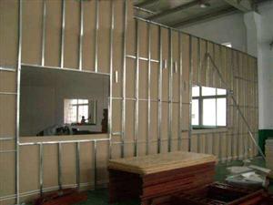广东珠海江门防火板隔墙隔断吸音墙安装隔音墙装修施工