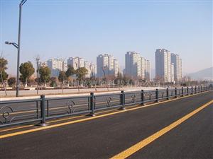 渭南市政護欄
