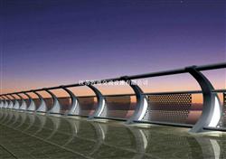 南京灯光护栏