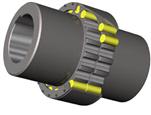 ZL型弹性柱销齿式联轴器