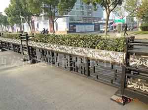 汉中文化护栏